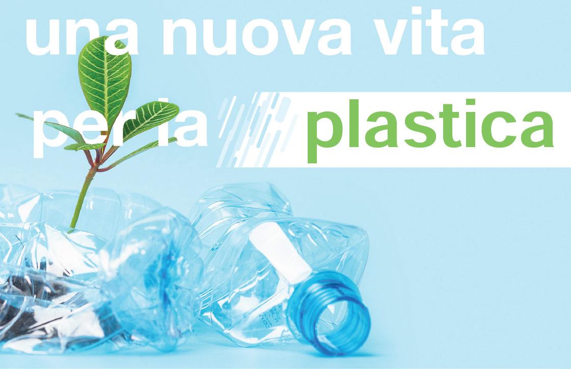 Nuova vita per la plastica